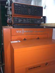 Ölheizung Ölzentralheizung Viessmann Vitola - biferral