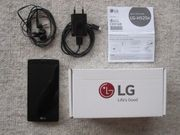 Smartphone LG- G4c silber