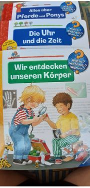 Kinderbücher Wieso Weshalb Warum