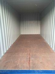 Lager Container für Möbel