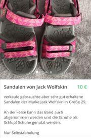 Sandalen von Jack Wolfskin