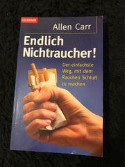 Buch endlich Nichtraucher von Allen