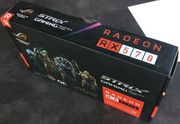 Asus ROG-Strix-RX570-4G-Gaming Karte mit 4