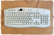 Logitech Access Keyboard Tastatur QWERTZ