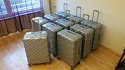 Erstklassige und super leichte Koffer