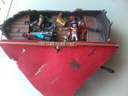 Playmobil 4444 - Piratenschiff - Playmobil - kleines Piratenschiff
