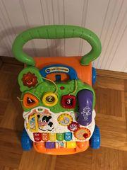 Vtech Baby Lauflernwagen - Lauf-Lernwagen - Lauf-
