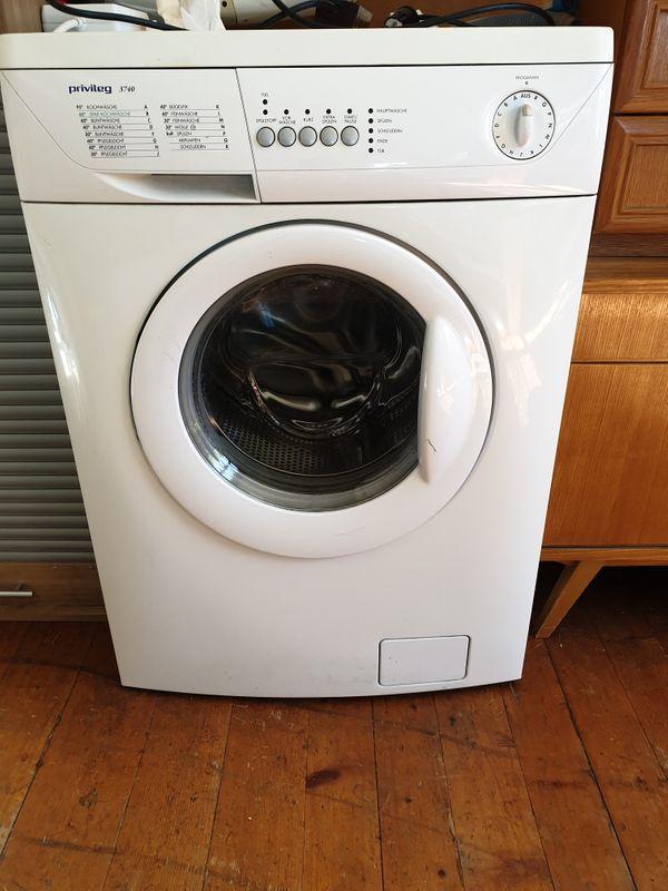Waschmaschine Privileg Waschmaschiene