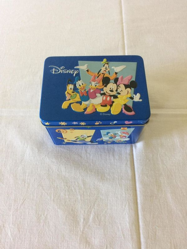 Disney Spieluhr Dose zum Aufziehen