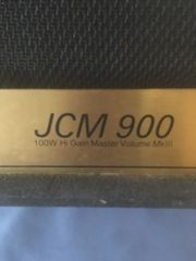 Marshall MK 3 JCM 900