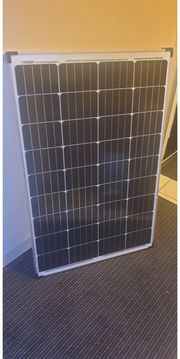 4 x 100 Watt Solarmodule