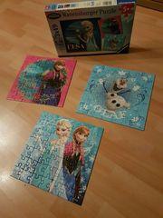 Puzzle Ravensburger- Eiskönigin