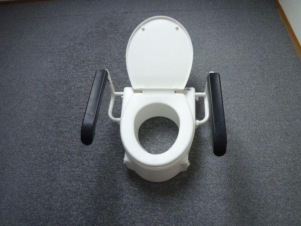 Aquatec Toilettensitzerhöhung UNBENUTZT