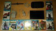 Wii U mit Spielen