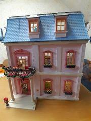 Playmobil Wohnhaus mit diversem Zubehör