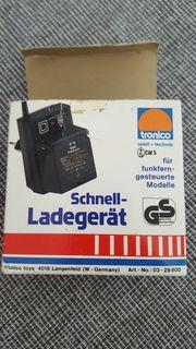 Tronico 03-2980 Ladegerät für funkferngesteuerte