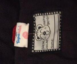 BABY-Schneeoverall Gr 74 - rot: Kleinanzeigen aus Östringen - Rubrik Babykleidung/ -schuhe