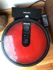 Saugroboter Miele RX-1 red
