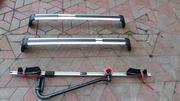 Dachträger mit Fahrradträger für BMW