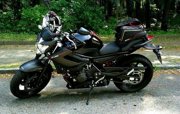 Yamaha XJ 6 ABS Zustand