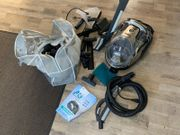AFG 6100 Dampfsauger Reinigungssytem