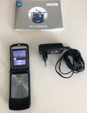 Motorola Razr V3 Handy-Klassiker