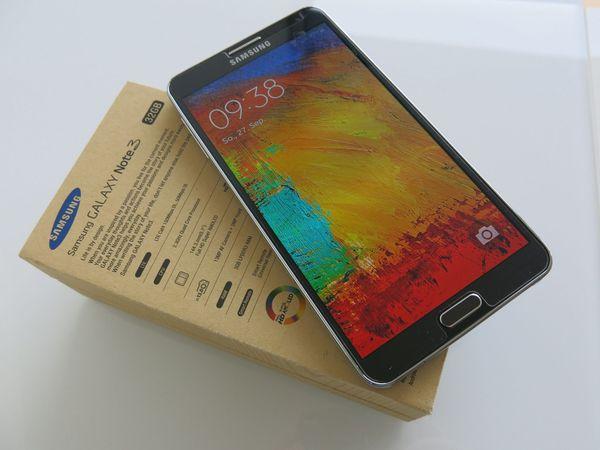 Verkaufe Samsung Galaxy Note 3