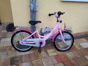 Mädchen Fahrrad Lillifee von Puky