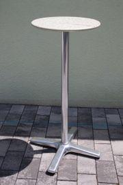 Stehtisch Ø 50 cm 115