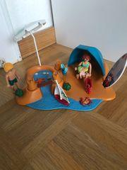Playmobil Familie am Strand 9425