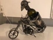 Flaschenhalter Motorrad -Chopper