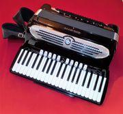 Akkordeon Giulietti 120 Bässe M3-Melodiebass-Konverter