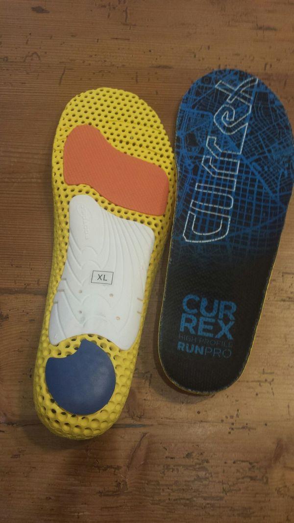CurRex Runing Pro Einlagesohle Neu