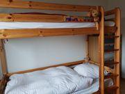 Flexa Bettsystem kombinierbar zu Hochbett