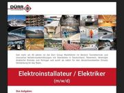Elektroinstallateur Elektriker m w d