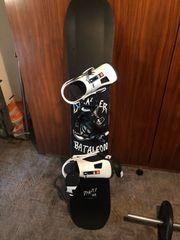 Bataleon Snowboard mit Burton Fs