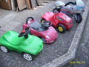 Big Rolly Toys Minitrac --Rutschauto