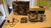 Küchenmaschine KRUPS Perfect Mix 9000-wie