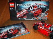Wie NEU Lego Technik 42011 -