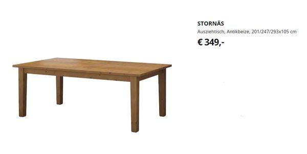 IKEA Ausziehtisch