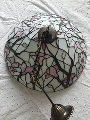 Tiffany-Deckenlampe-Handarbeit mit Zertifikat