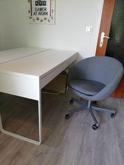 Schreibtisch Stuhl - 2x vorhanden jeweils