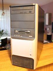 Schneller Multimedia PC mit SSD