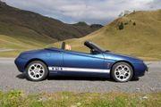 Alfa Romeo Spider Cabrio Tp