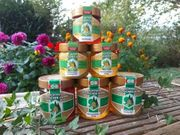 Honig aus eigener regionaler Hobbyimkerei
