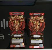 2x Wacken Open Air 2020
