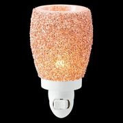 Scentsy Miniduftlampe Glitter Rose gold