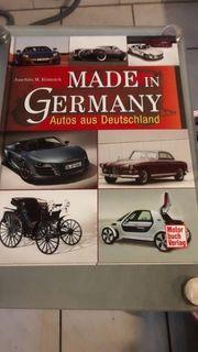 Neu Made in Germany autos