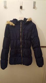 Winter Jacke Mädchen H M