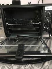 Mini Back Grill Ofen